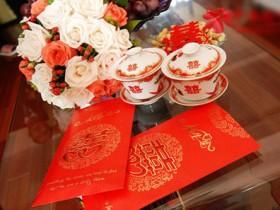 结婚请柬格式怎么写?附结婚祝福语模板