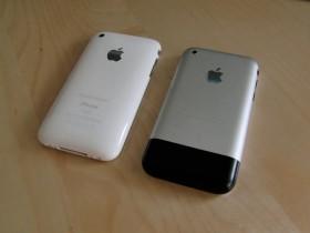 苹果第一代智能手机上市时间
