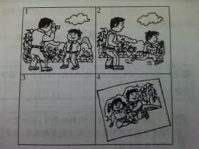 二年级看图写话大全集及答案