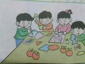 一年级看图写话图片(三)