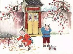 元日古诗-王安石
