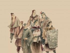 《水浒传》主要故事人物情节概括